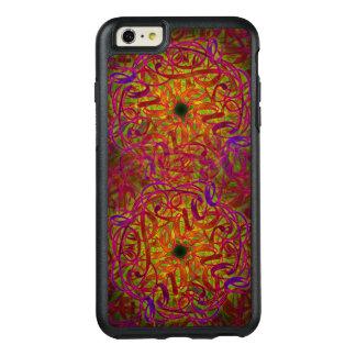 """Coque OtterBox iPhone 6 Et 6s Plus Mandala d'inspiration - """"paix """""""