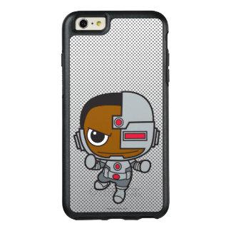Coque OtterBox iPhone 6 Et 6s Plus Mini cyborg 2