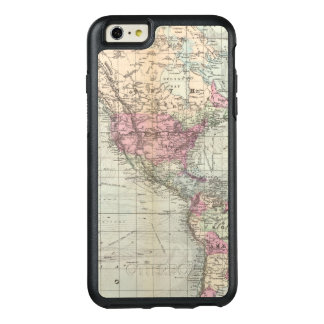 Coque OtterBox iPhone 6 Et 6s Plus Monde, la projection de Mercator