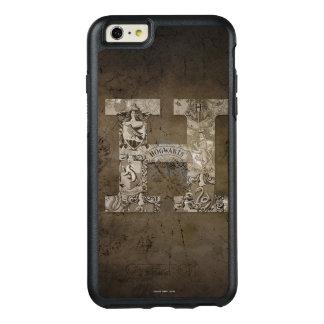 Coque OtterBox iPhone 6 Et 6s Plus Monogramme de Harry Potter | Hogwarts