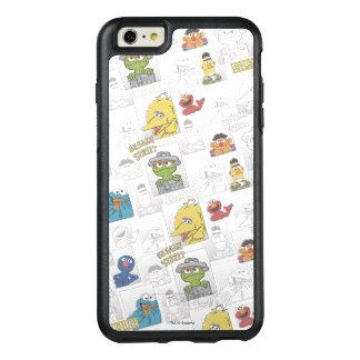 Coque OtterBox iPhone 6 Et 6s Plus Motif comique de StreetVintage de sésame