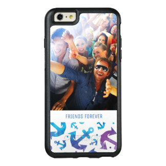 Coque OtterBox iPhone 6 Et 6s Plus Motif | d'ancre de colorant de cravate votre photo