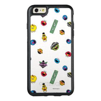 Coque OtterBox iPhone 6 Et 6s Plus Motif de caractère de Sesame Street