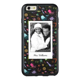 Coque OtterBox iPhone 6 Et 6s Plus Motif | de créatures de mer votre photo et nom