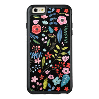 Coque OtterBox iPhone 6 Et 6s Plus Motif de fleurs coloré mignon