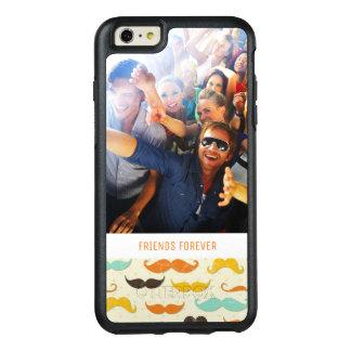 Coque OtterBox iPhone 6 Et 6s Plus Motif fait sur commande 3 de moustache de photo et