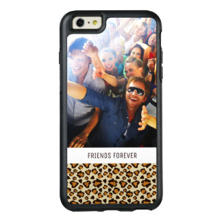 Coque OtterBox iPhone 6 Et 6s Plus Motif fait sur commande de peau de guépard de