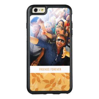 Coque OtterBox iPhone 6 Et 6s Plus Motif fait sur commande de photo et de textes avec