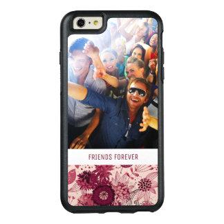 Coque OtterBox iPhone 6 Et 6s Plus Motif floral fait sur commande de photo et de