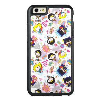 Coque OtterBox iPhone 6 Et 6s Plus Motif superbe de héroïne de Chibi