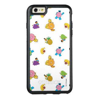 Coque OtterBox iPhone 6 Et 6s Plus Motif tropical de Sesame Street