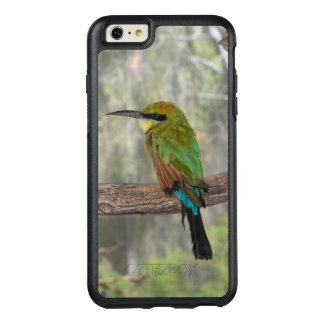 Coque OtterBox iPhone 6 Et 6s Plus Oiseau d'abeille-mangeur d'arc-en-ciel, Australie