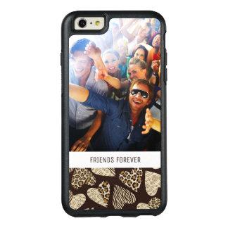 Coque OtterBox iPhone 6 Et 6s Plus Peau d'animal faite sur commande de photo et de