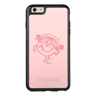 Coque OtterBox iPhone 6 Et 6s Plus Petite Mlle colorée par corail Sunshine