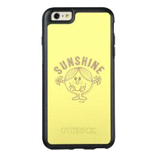 Coque OtterBox iPhone 6 Et 6s Plus Petite Mlle Sunshine de Brown