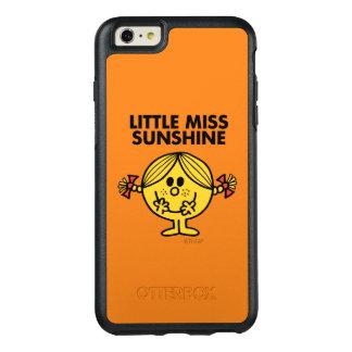 Coque OtterBox iPhone 6 Et 6s Plus Petite Mlle Sunshine | drôle et couvert de taches