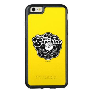 Coque OtterBox iPhone 6 Et 6s Plus Petite Mlle Sunshine | noir et blanc