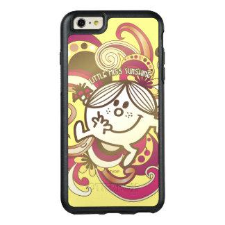 Coque OtterBox iPhone 6 Et 6s Plus Petits remous de rose de Mlle Sunshine |