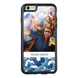 Coque OtterBox iPhone 6 Et 6s Plus Photo avec le modèle 1 des textes