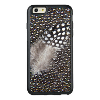 Coque OtterBox iPhone 6 Et 6s Plus Plume repérée de pintade