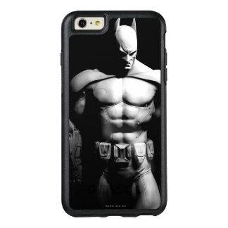 Coque OtterBox iPhone 6 Et 6s Plus Pose large noire et blanche de la ville | Batman