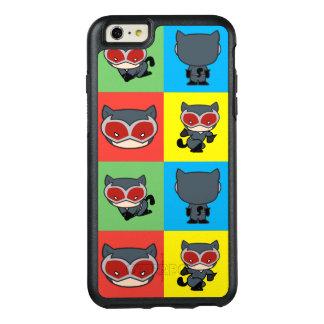 Coque OtterBox iPhone 6 Et 6s Plus Poses de caractère de Catwoman de Chibi