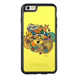 Coque OtterBox iPhone 6 Et 6s Plus Soleil d'amour de paix