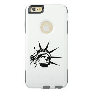 Coque OtterBox iPhone 6 Et 6s Plus Statue de l'Amérique de la liberté Etats-Unis