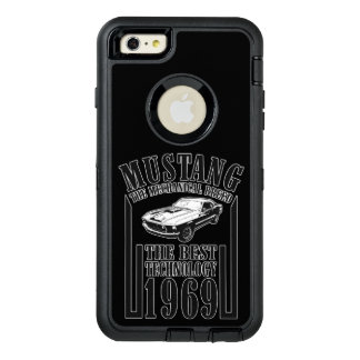 Coque OtterBox iPhone 6 Et 6s Plus Transmission mécanique de mustang