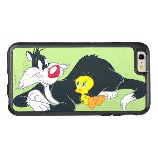 Coque OtterBox iPhone 6 Et 6s Plus Tweety dans la pose 14 d'action