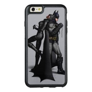 Coque OtterBox iPhone 6 Et 6s Plus Ville | Batman de Batman Arkham et Catwoman