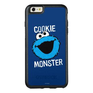 Coque OtterBox iPhone 6 Et 6s Plus Visage de motif de monstre de biscuit