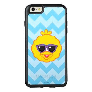 Coque OtterBox iPhone 6 Et 6s Plus Visage de sourire de grand oiseau avec des