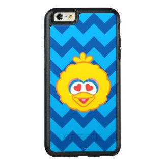 Coque OtterBox iPhone 6 Et 6s Plus Visage de sourire de grand oiseau avec les yeux en
