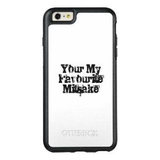Coque OtterBox iPhone 6 Et 6s Plus Votre mon Mitsake préféré
