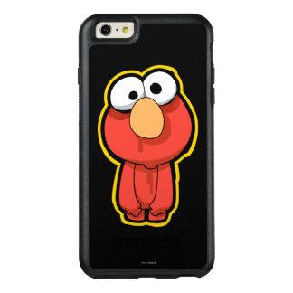Coque OtterBox iPhone 6 Et 6s Plus Zombi d'Elmo