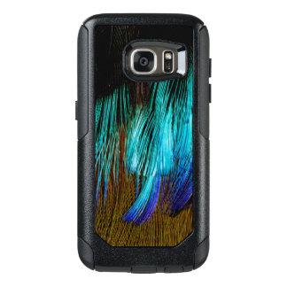 Coque OtterBox Samsung Galaxy S7 Abrégé sur plume de Motmot