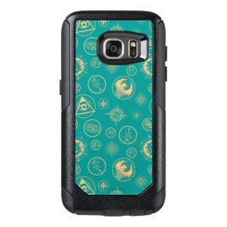 Coque OtterBox Samsung Galaxy S7 Bêtes fantastiques et où les trouver motif