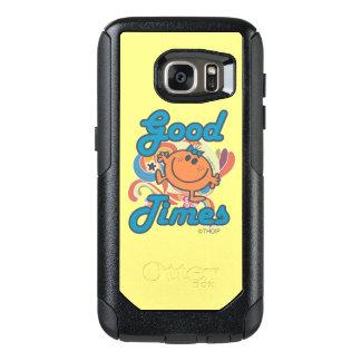 Coque OtterBox Samsung Galaxy S7 Bonnes périodes avec petite Mlle Fun