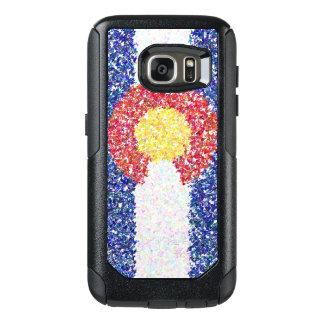 Coque OtterBox Samsung Galaxy S7 Caisse de drapeau d'impressionisme du Colorado