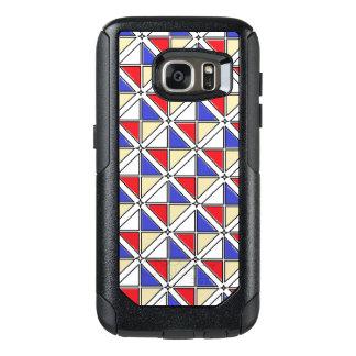 Coque OtterBox Samsung Galaxy S7 Cas de série de banlieusard de la galaxie S7