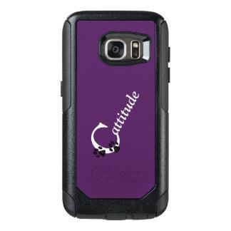 Coque OtterBox Samsung Galaxy S7 Cattitude