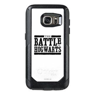 Coque OtterBox Samsung Galaxy S7 Charme | de Harry Potter la bataille de Hogwarts