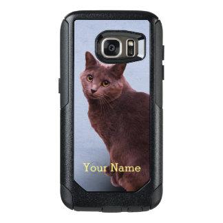 Coque OtterBox Samsung Galaxy S7 Chat bleu russe