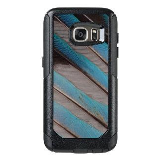 Coque OtterBox Samsung Galaxy S7 Conception diagonale de plume d'aile
