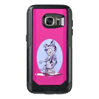 Coque OtterBox Samsung Galaxy S7 CS de l'iPhone SE/5/5s DS de MLLE KITTY CARTOON