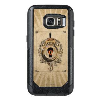 Coque OtterBox Samsung Galaxy S7 Digne serrure de Muggle avec la bête fantastique