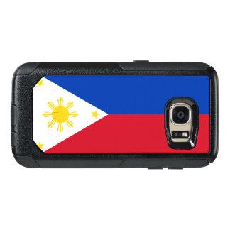Coque OtterBox Samsung Galaxy S7 Drapeau du cas de Philippines Samsung OtterBox