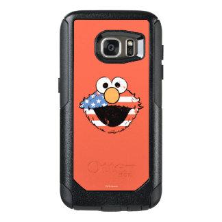 Coque OtterBox Samsung Galaxy S7 Elmo patriote - affligé