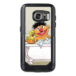Coque OtterBox Samsung Galaxy S7 Ernie vintage dans la baignoire
